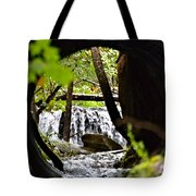 Under The Road Tote Bag