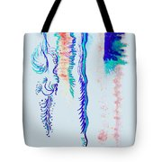Under The Sea Again Tote Bag