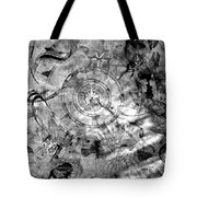 Under The Sea Ceiling Tote Bag