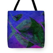 Under The Sea Painterly Tote Bag