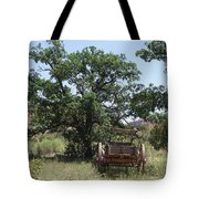 Under The Shade Tree Tote Bag