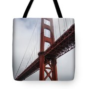 Under The South Tower Tote Bag