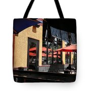 Under The Umbrella Tote Bag