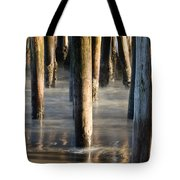 Under The Wharf Tote Bag