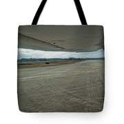 Under The Wing Tote Bag