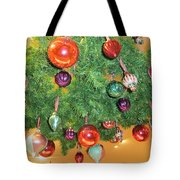 Under The Wreath Tote Bag