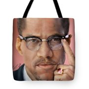 Under The X Factor 2 Tote Bag