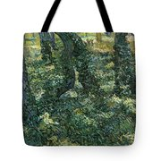 Undergrowth Tote Bag