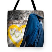 Underneath... There Is My Heart Tote Bag