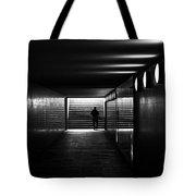 Underpass Berlin Tote Bag