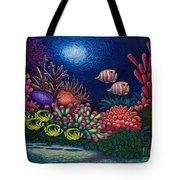 Undersea Creatures Vi Tote Bag