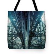 Underside Of A Bridge, Hudson Valley Tote Bag