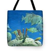 Underwater Beauty Tote Bag