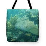 Underwater Forest Tote Bag by Adam Jewell