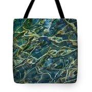 Underwater Roots Tote Bag