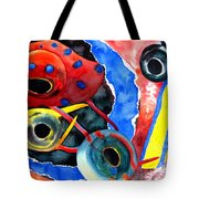Underwater Symphony Tote Bag