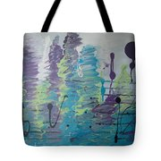 Underwater Symphony Tote Bag