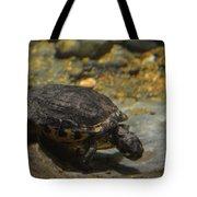 Underwater Turtle Tote Bag