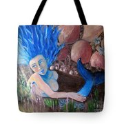 Underwater Wonder Tote Bag