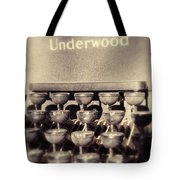 Underwood Tote Bag
