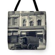 Underwood Typewriter Factory Tote Bag