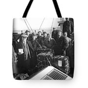 Undesirable Aliens Sent Back Tote Bag