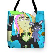 Undivided Tote Bag