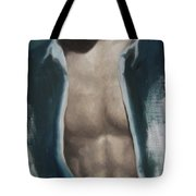 Undressing Tote Bag by Jindra Noewi