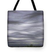 Undulatus Asperatus Skies 3 Tote Bag