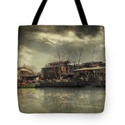 Une Belle Journee Tote Bag