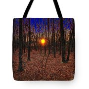 Unenchanted Forest Tote Bag
