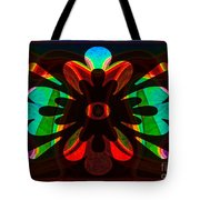 Unequivocal Truths Abstract Symbols Artwork Tote Bag