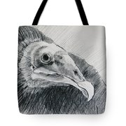 Unexpected Model Tote Bag