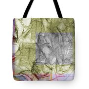 You Saw No Picture 4 Tote Bag