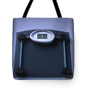 Unhealthy Weight Tote Bag