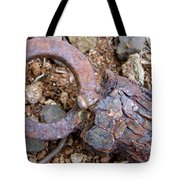 Unhitched Tote Bag by Mary Deal