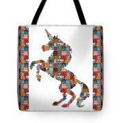 Unicorn Horse Showcasing Navinjoshi Gallery Art Icons Buy Faa Products Or Download For Self Printing Tote Bag