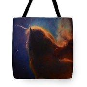 Unicorn Nebula Tote Bag