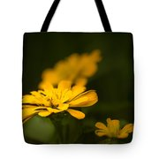 Unidentified Yellow Flower Tote Bag