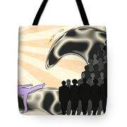 Unification Tote Bag by Anastasiya Malakhova