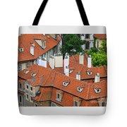 Uniformly Orange Tote Bag