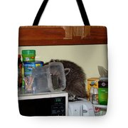 Uninvited Guest Tote Bag