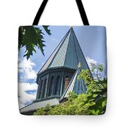 Union Collage Church Tote Bag