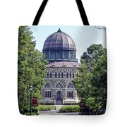 Union Collage New York Tote Bag
