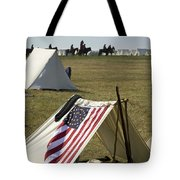 Union Encampment Tote Bag