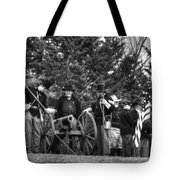 Union Gun Crew Tote Bag