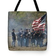 Union Infantry Advance Tote Bag