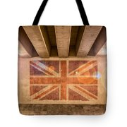Union Jack Tote Bag