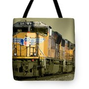 Union Pacific  Tote Bag