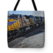 Union Pacific Southbound Tote Bag